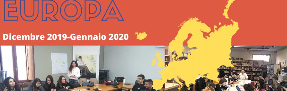 Laboratorio di Europrogettazione per i giovani del BIM Taloro